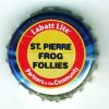 ca-04033 - St. Pierre Frog Follies
