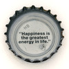 fi-01856 - Happiness is the greatest energy in life.