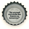 fi-07962 - Be yourself and smile like there's no tomorrow!